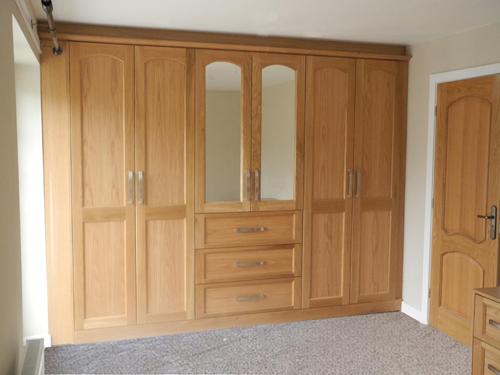 Solid Wood Wardrobes